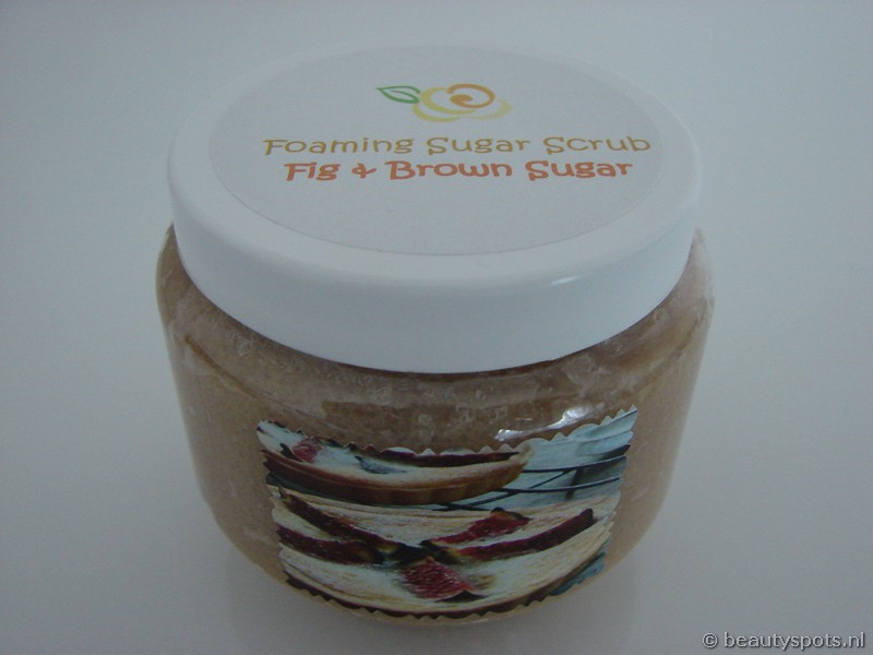 Pure Soap Foaming Sugar Scrub