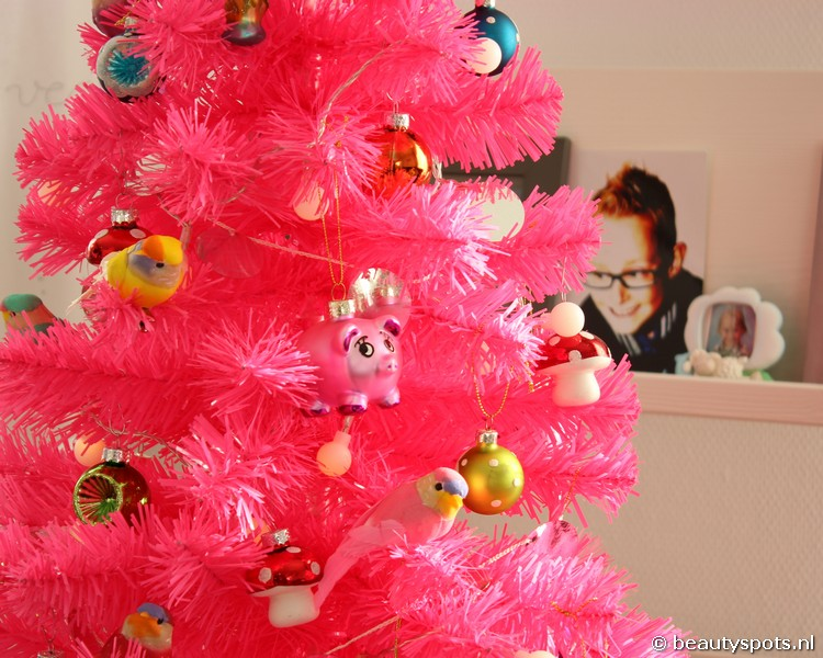 Rice kerstboom