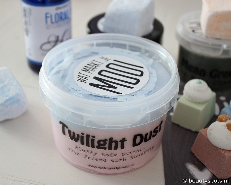 Twilight Dust Fluffy Body Butter