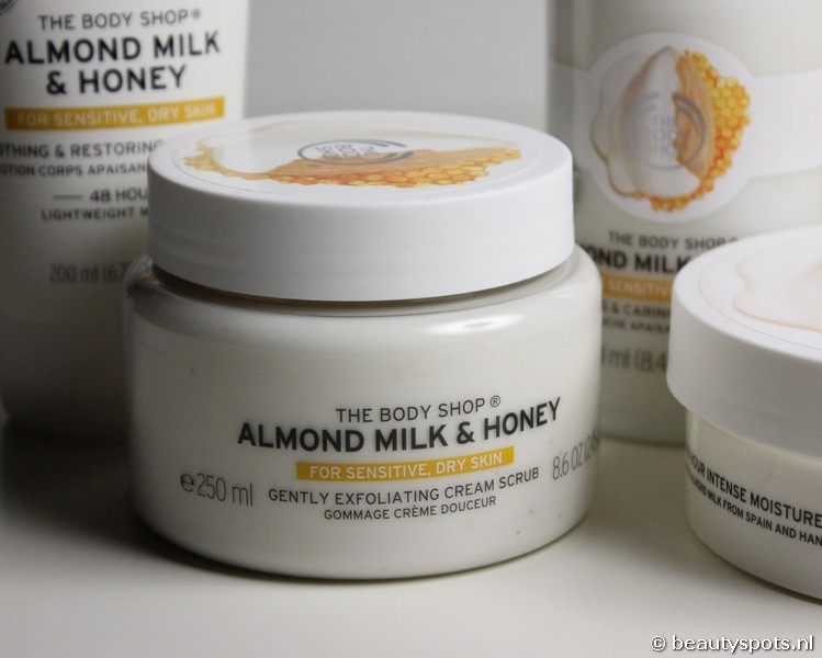 The Body Shop Almond Milk & Honey