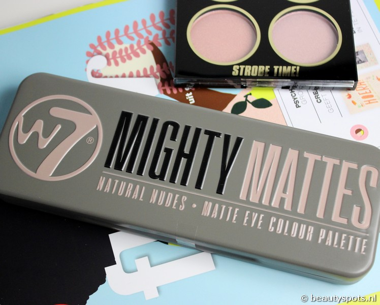 W7 Mighty Mattes