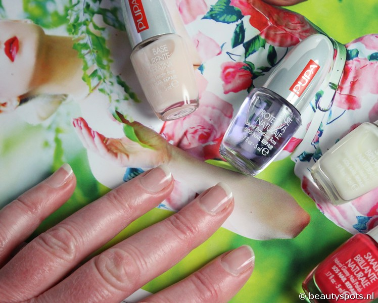 Pupa Natural Glossy Nail Polish