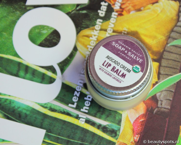 Chagrin Valley Avocado Cream Lip Balm