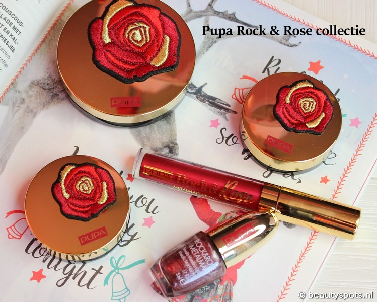 Pupa Rock & Rose collectie