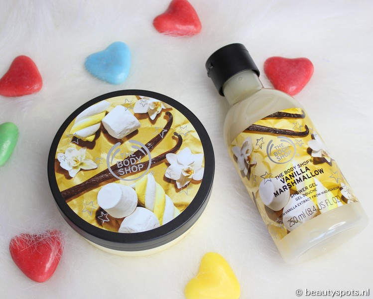 The Body Shop Vanilla Marshmallow