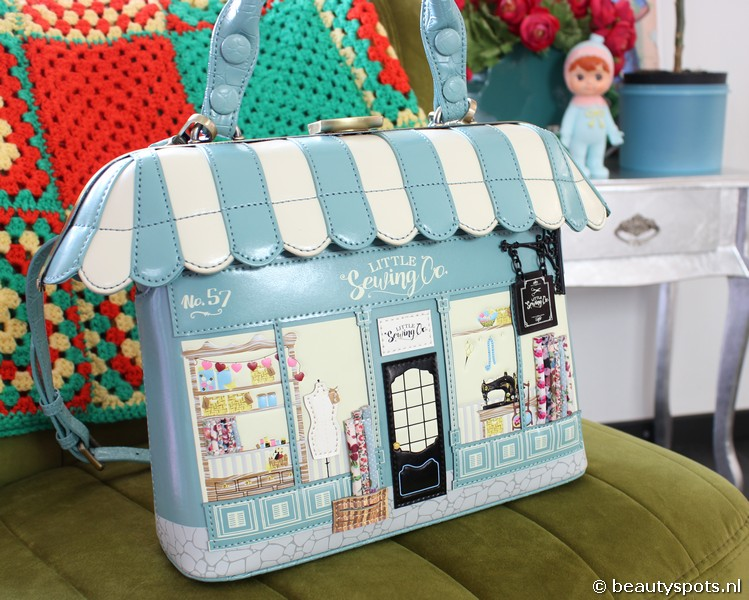 3a190f6b666 Mijn nieuwe Vendula London tas: totally in love! - Beautyspots.nl