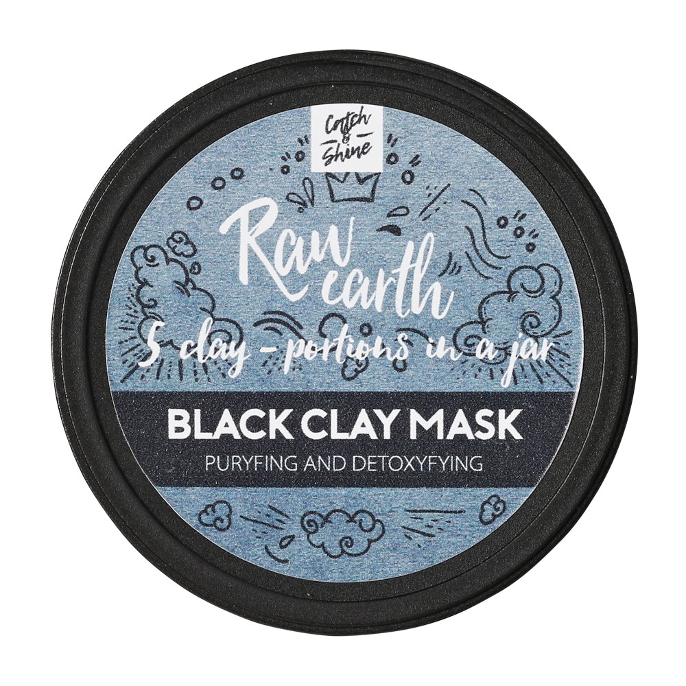 Kruidvat Catch & Shine Clay Masks