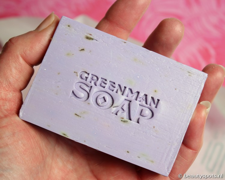 Sleepy Time Soap Bar