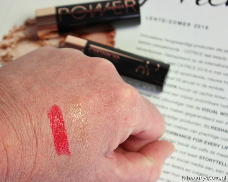 Catrice Power Plumping Gel Lipstick