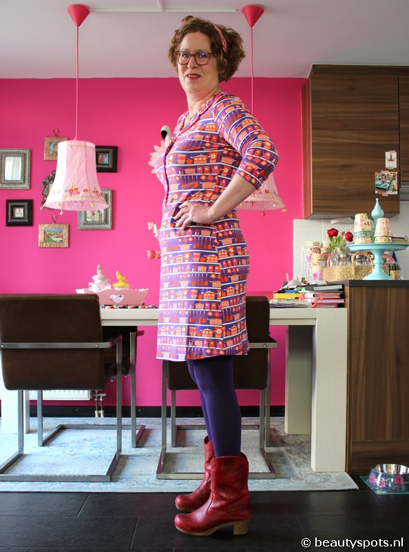 Tante Betsy Dress Typ Miep Kitschen