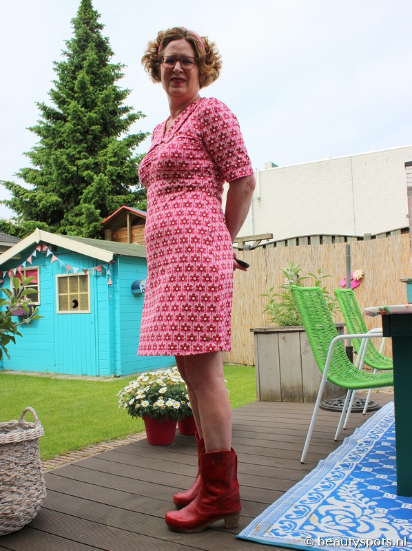 Tante Betsy Dress Claudia Moddie