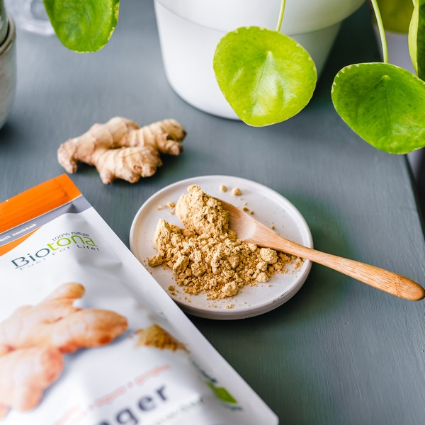 Biotona Bio Ginger Raw