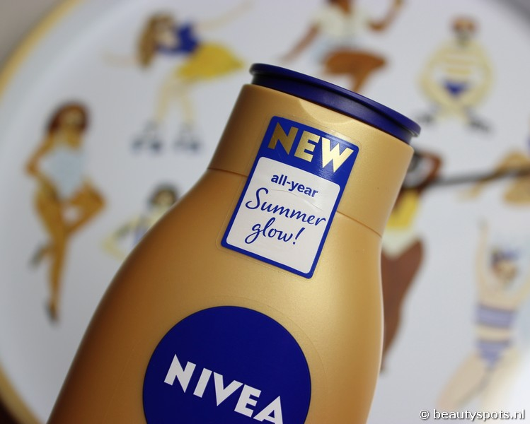 NIVEA Q10 Firming + Bronze Body Lotion