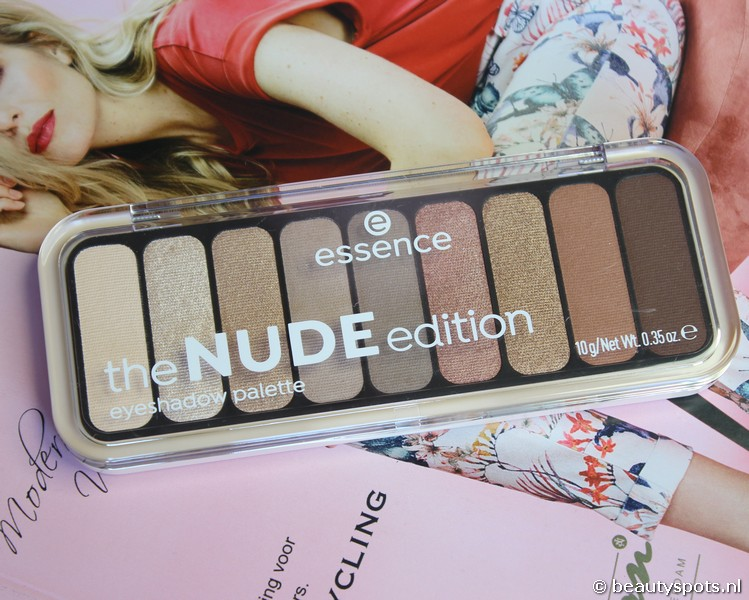 essence the NUDE edition