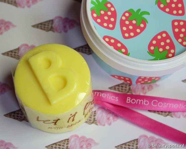 Bomb Cosmetics Let it Bee