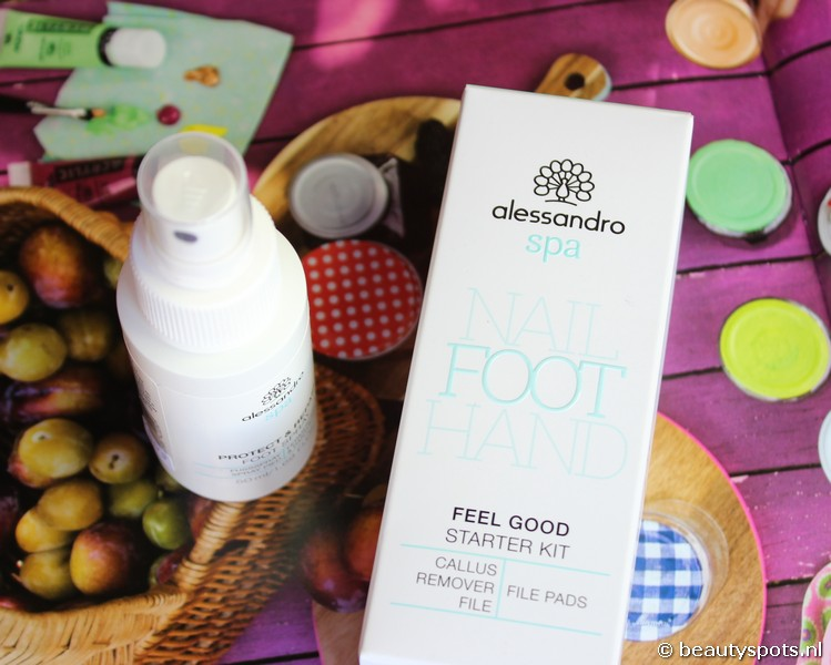 Alessandro Protect & Repair Foot Spray