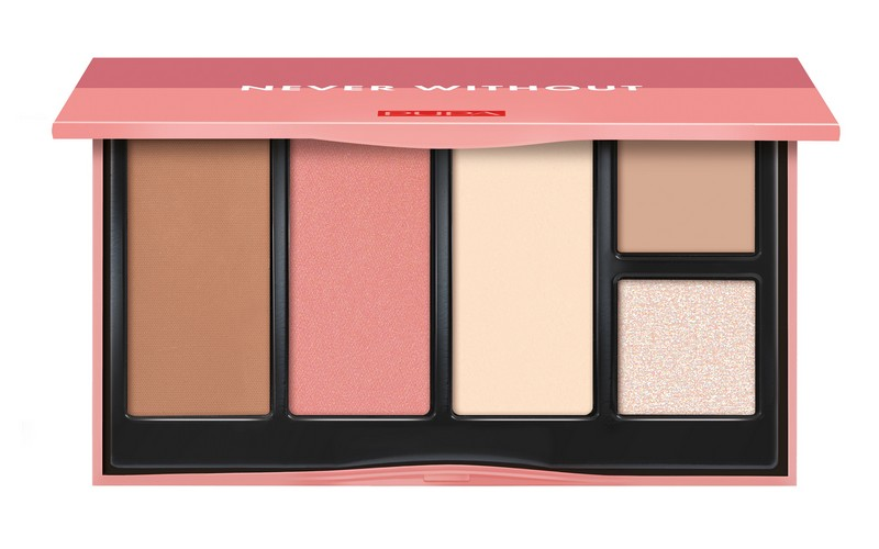 Pupa Never Without Palette