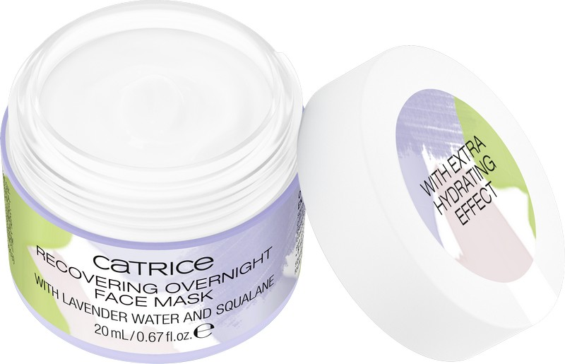 Catrice Limited Edition Overnight Beauty Aid