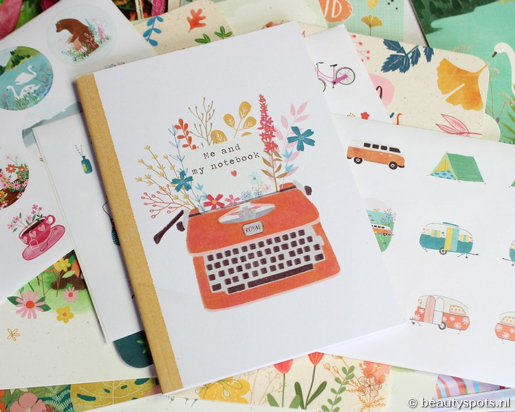 The Lemonbird stationery & stamps